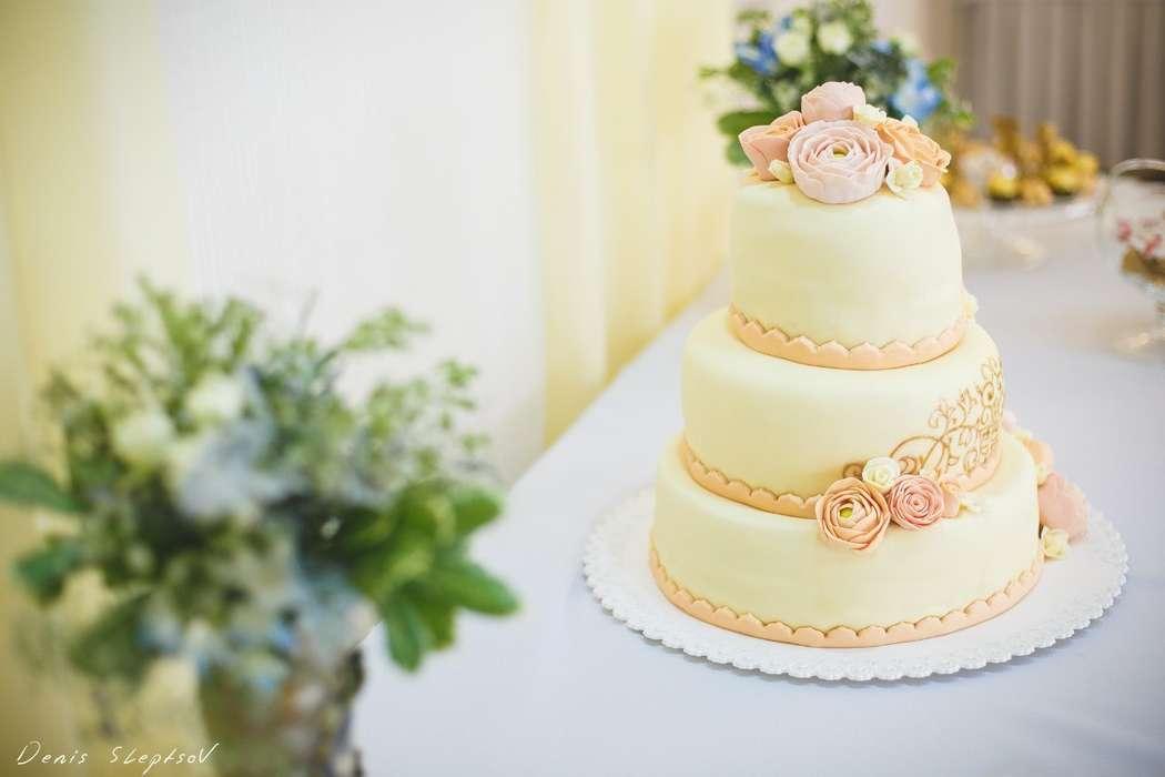 Фото 9433218 в коллекции Цвет свадьбы: Бежевый - Свадебное агентство Лантан