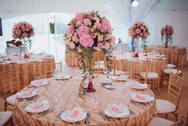 Фото 9433236 в коллекции Цвет свадьбы: Бежевый - Свадебное агентство Лантан
