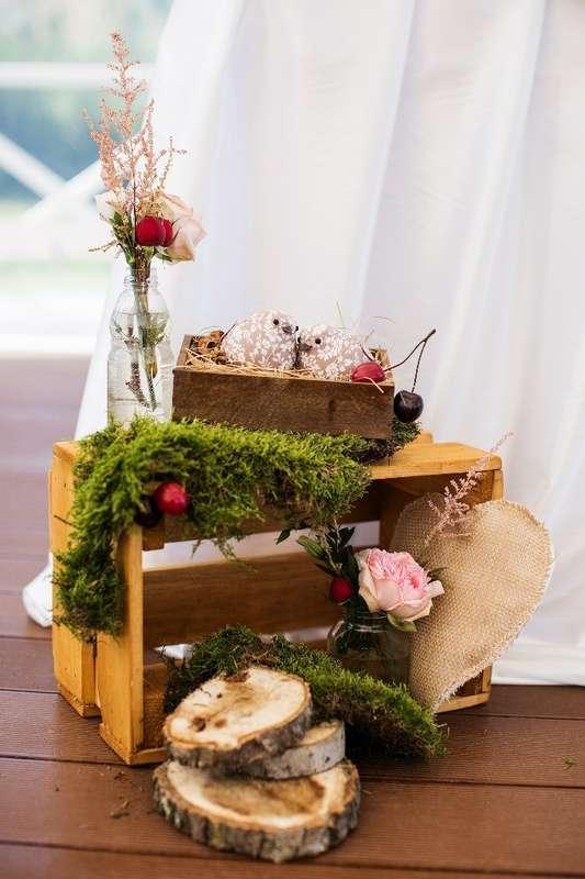Фото 9435526 в коллекции Стиль свадьбы: РУСТИК - Свадебное агентство Лантан