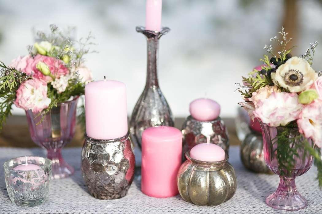 Фото 9438580 в коллекции Цвет свадьбы: Розовый - Свадебное агентство Лантан