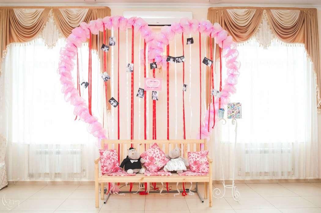 Фото 9438608 в коллекции Цвет свадьбы: Розовый - Свадебное агентство Лантан