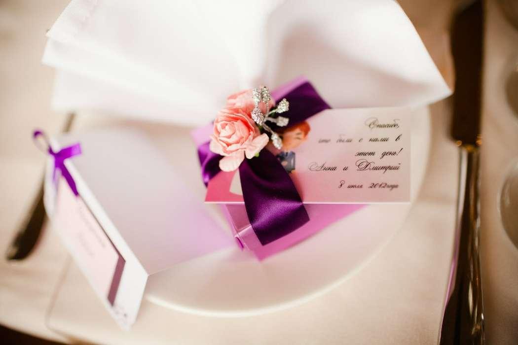 Фото 9438642 в коллекции Цвет свадьбы: Розовый - Свадебное агентство Лантан