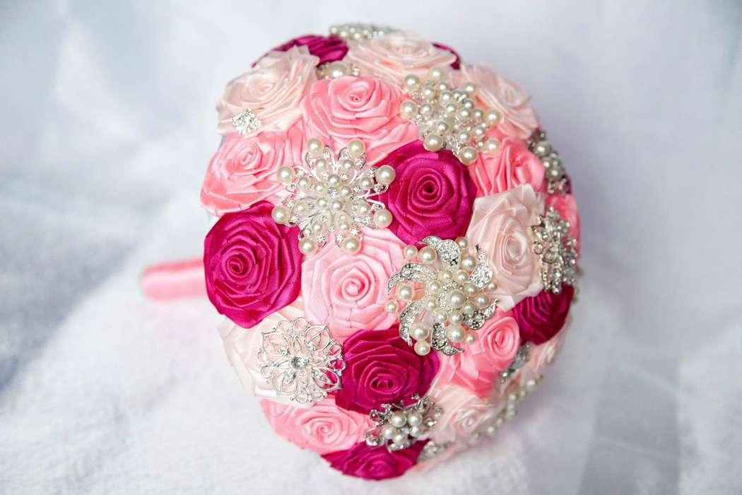 Фото 9438648 в коллекции Цвет свадьбы: Розовый - Свадебное агентство Лантан