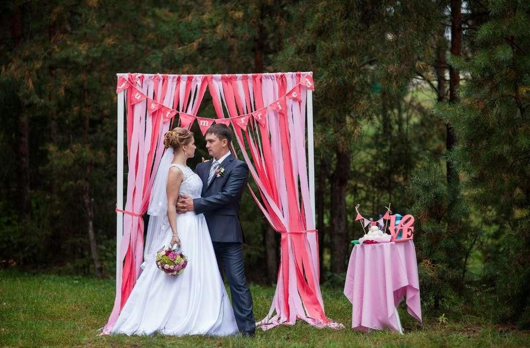 Фото 9438660 в коллекции Цвет свадьбы: Розовый - Свадебное агентство Лантан