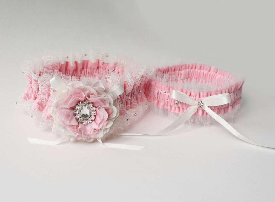 Фото 9438754 в коллекции Цвет свадьбы: Розовый - Свадебное агентство Лантан