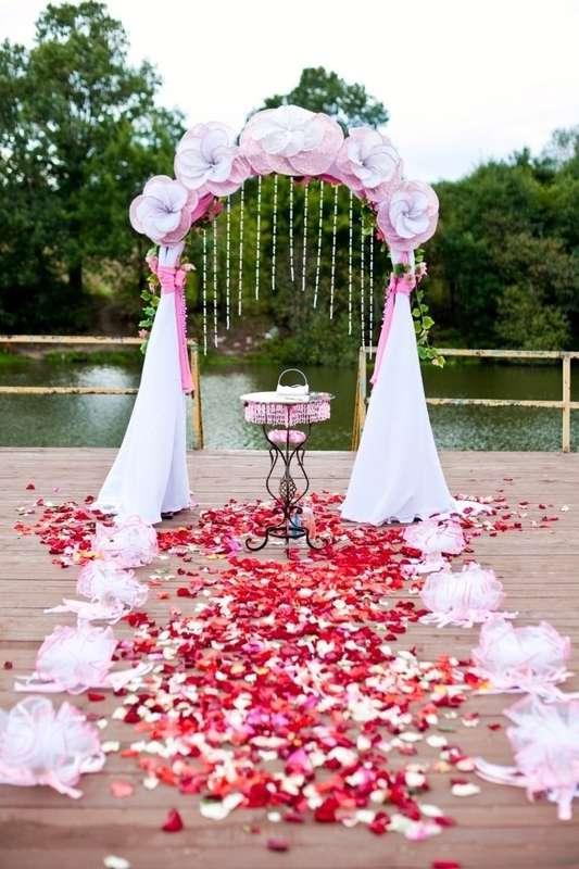 Фото 9438788 в коллекции Цвет свадьбы: Розовый - Свадебное агентство Лантан