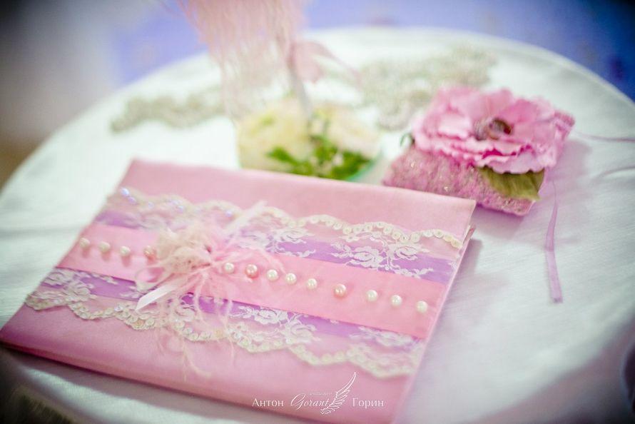 Фото 9438814 в коллекции Цвет свадьбы: Розовый - Свадебное агентство Лантан