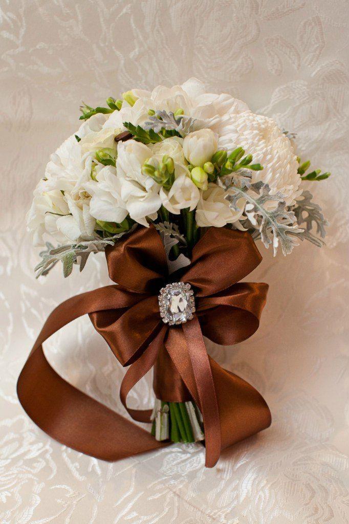 Фото 9439364 в коллекции Цвет свадьбы: Коричневый - Свадебное агентство Лантан