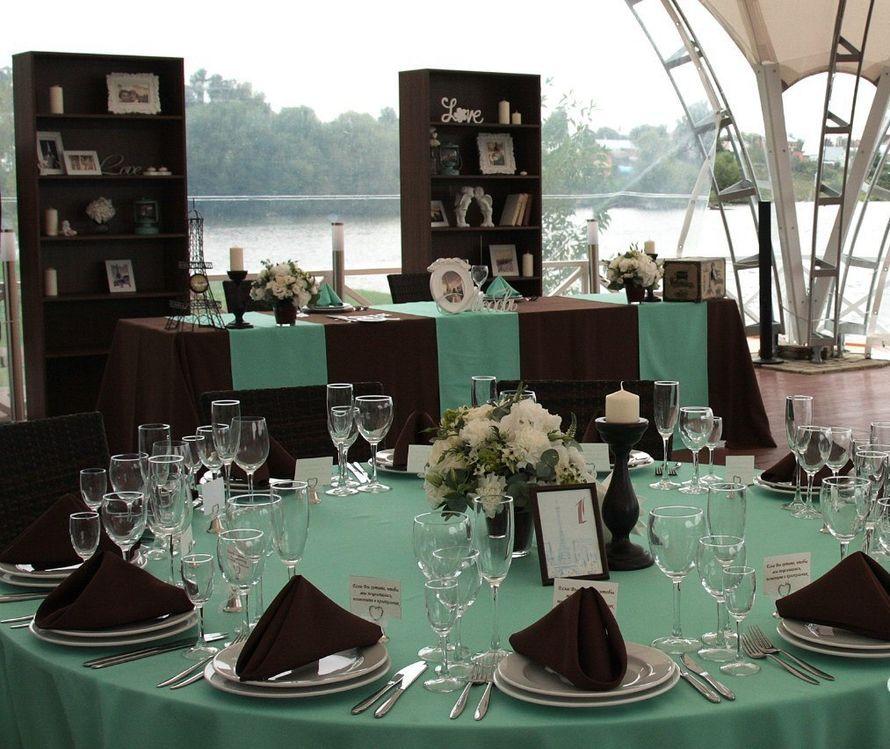 Фото 9439378 в коллекции Цвет свадьбы: Коричневый - Свадебное агентство Лантан