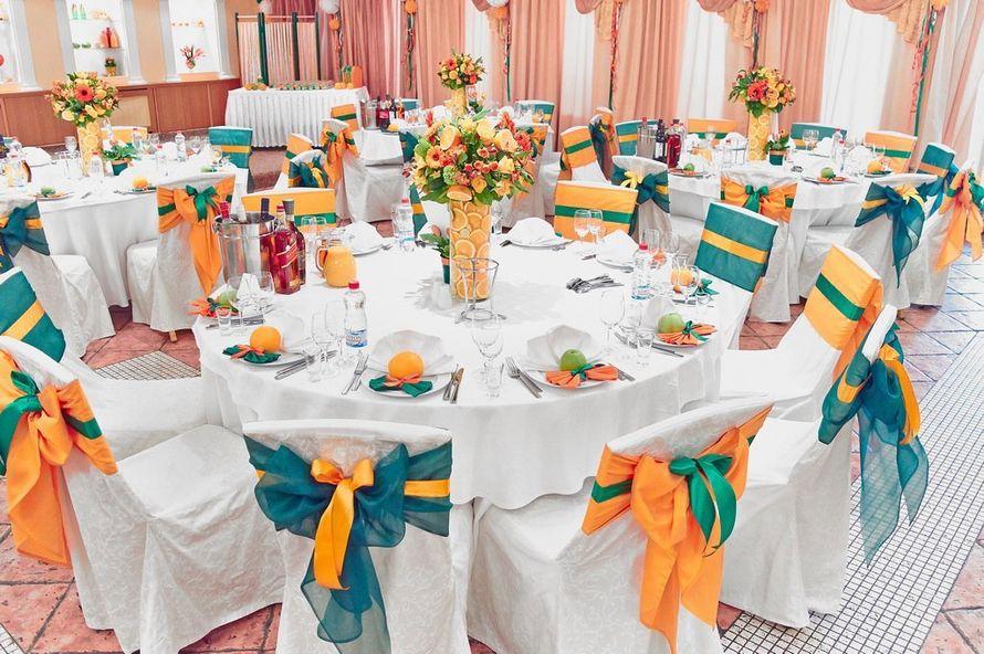 Фото 9440538 в коллекции Цвет свадьбы: Оранжевый - Свадебное агентство Лантан
