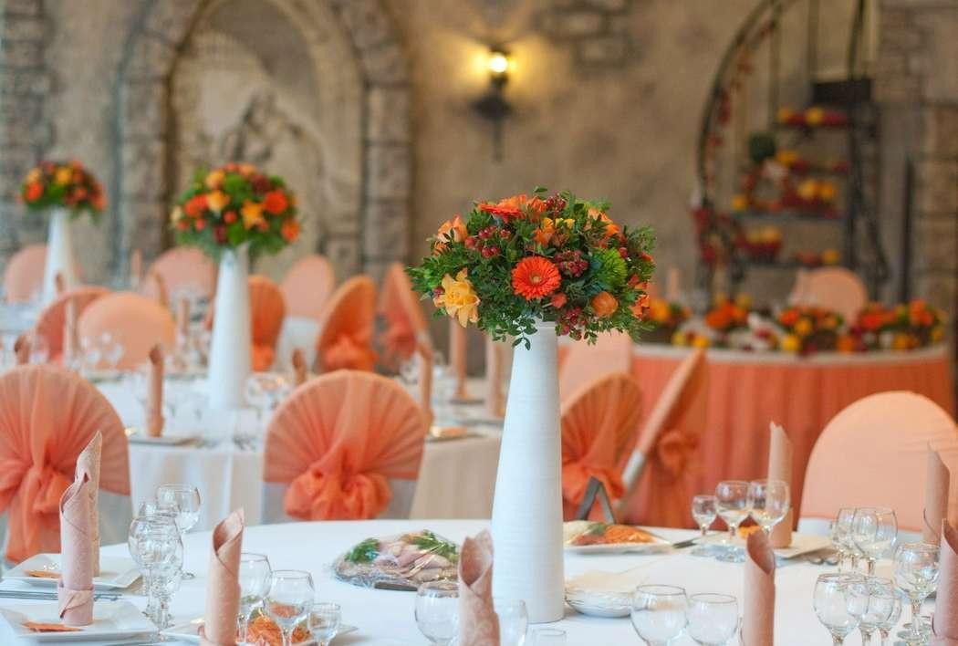 Фото 9440546 в коллекции Цвет свадьбы: Оранжевый - Свадебное агентство Лантан