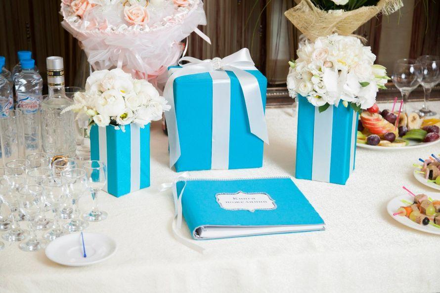 Фото 9443374 в коллекции Стиль свадьбы: Тиффани - Свадебное агентство Лантан