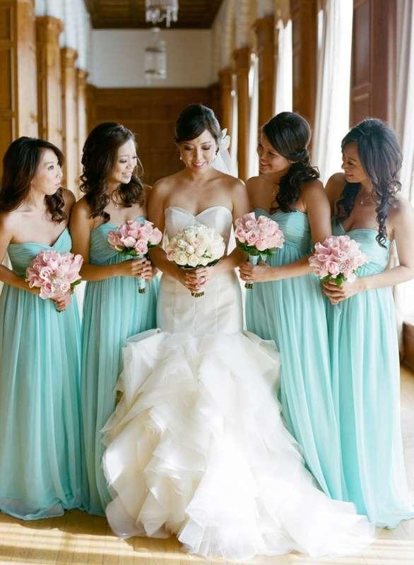 Фото 9443436 в коллекции Стиль свадьбы: Тиффани - Свадебное агентство Лантан