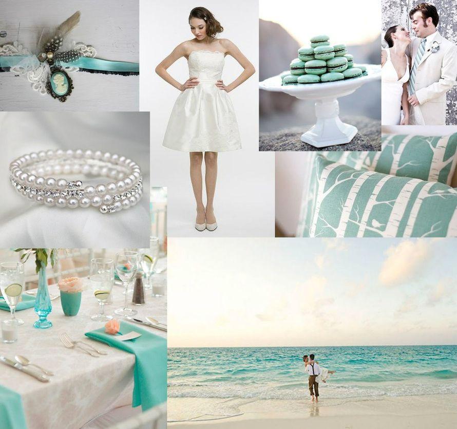 Фото 9443448 в коллекции Стиль свадьбы: Тиффани - Свадебное агентство Лантан