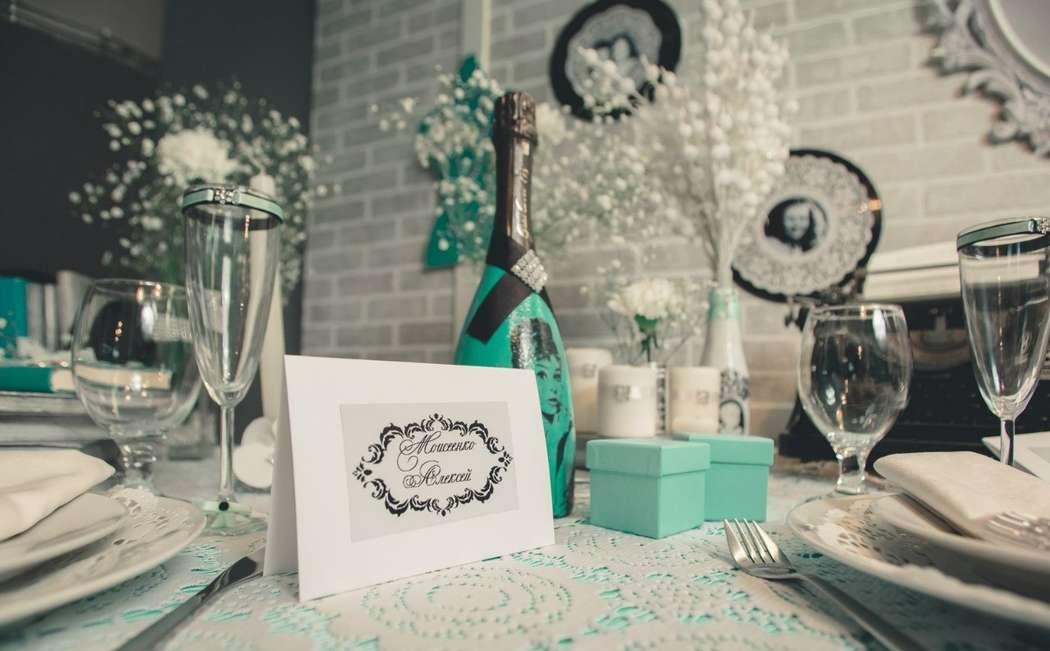 Фото 9443472 в коллекции Стиль свадьбы: Тиффани - Свадебное агентство Лантан