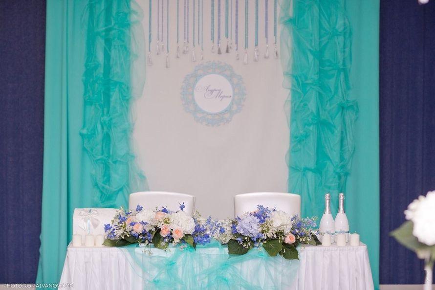 Фото 9443784 в коллекции Стиль свадьбы: Тиффани - Свадебное агентство Лантан