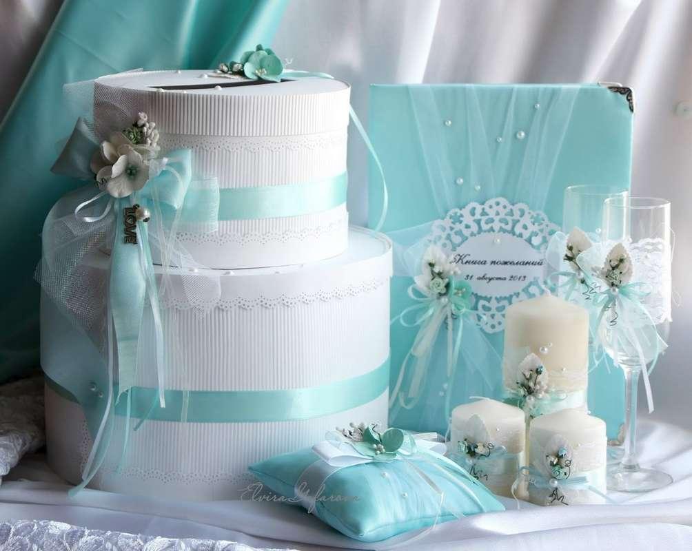 Фото 9443808 в коллекции Стиль свадьбы: Тиффани - Свадебное агентство Лантан