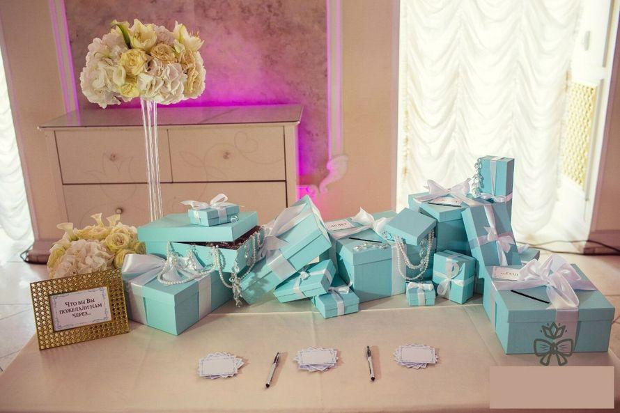 Фото 9443852 в коллекции Стиль свадьбы: Тиффани - Свадебное агентство Лантан