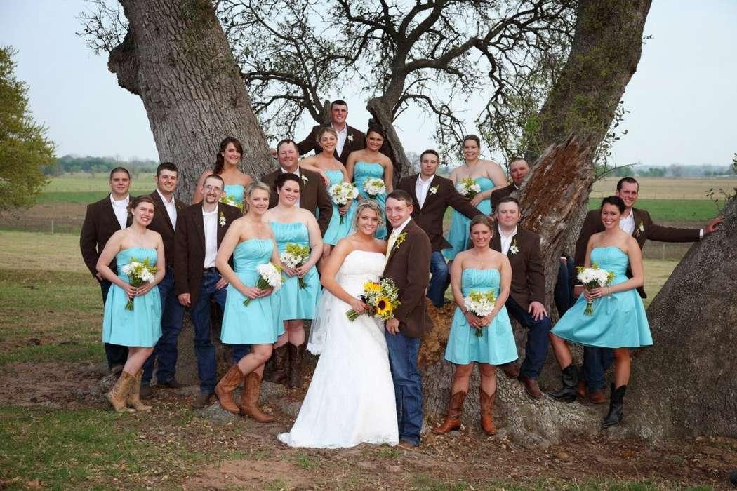 Фото 9443950 в коллекции Стиль свадьбы: Тиффани - Свадебное агентство Лантан