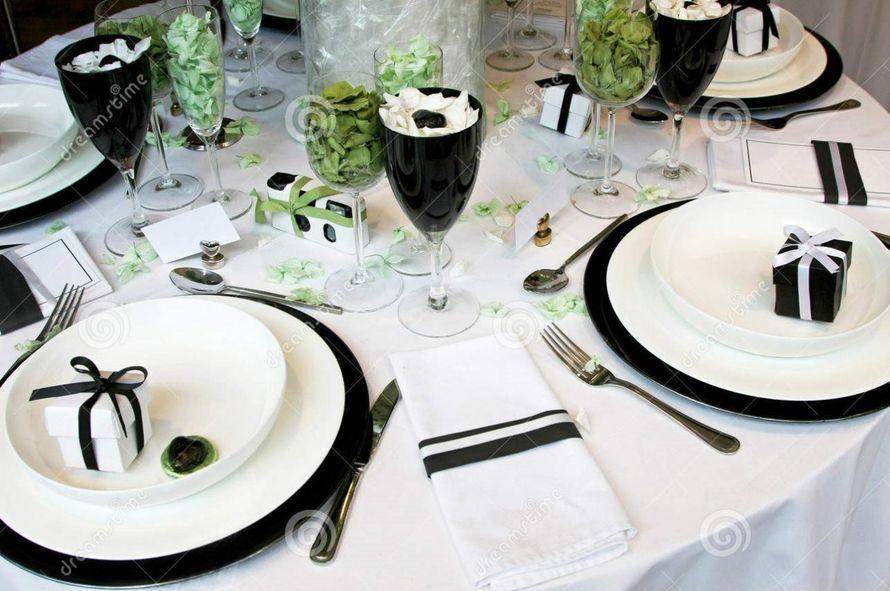 Фото 9444424 в коллекции Цвет свадьбы: Черный - Свадебное агентство Лантан