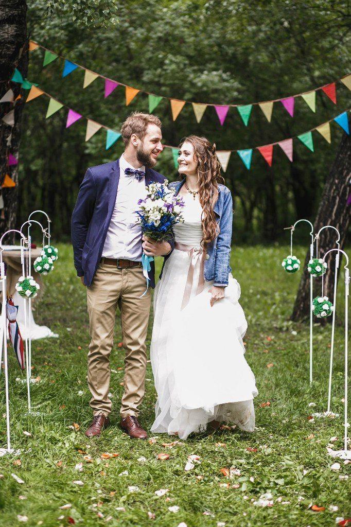 Фото 9448648 в коллекции Стиль свадьбы: РУСТИК - Свадебное агентство Лантан