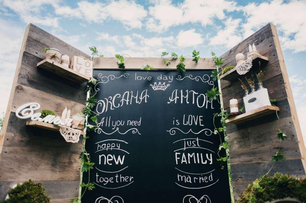 Фото 9448664 в коллекции Стиль свадьбы: РУСТИК - Свадебное агентство Лантан