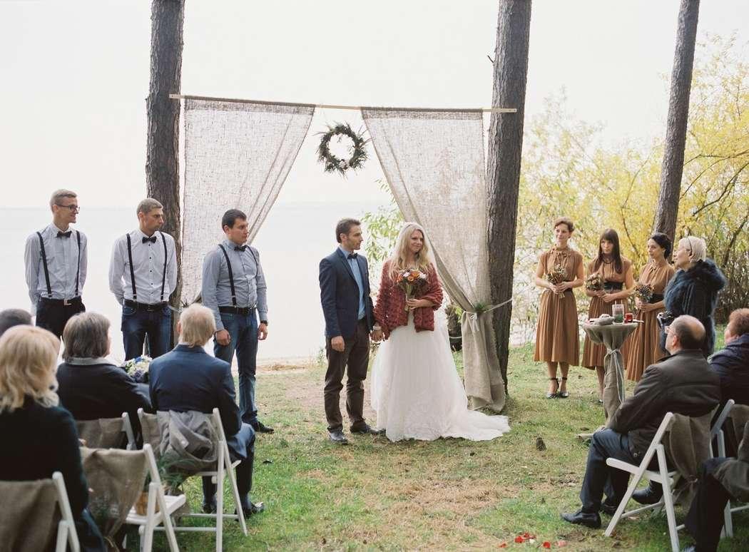 Фото 9448698 в коллекции Стиль свадьбы: РУСТИК - Свадебное агентство Лантан