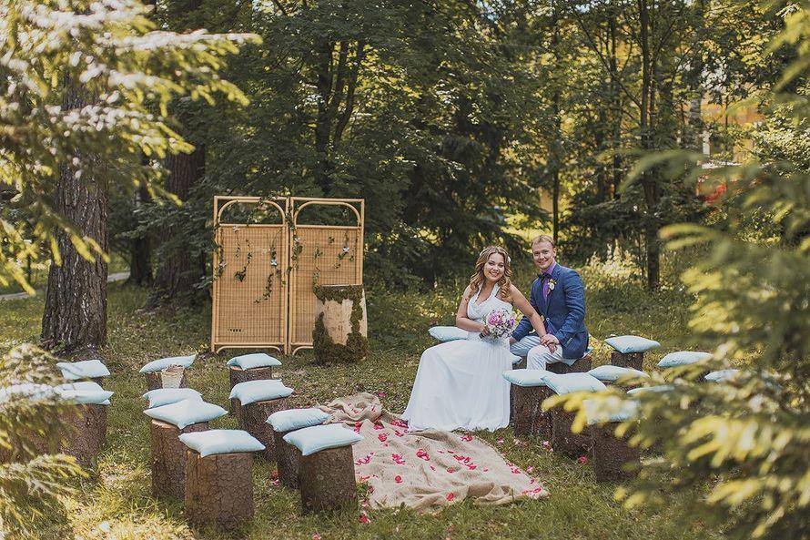 Фото 9448752 в коллекции Стиль свадьбы: РУСТИК - Свадебное агентство Лантан