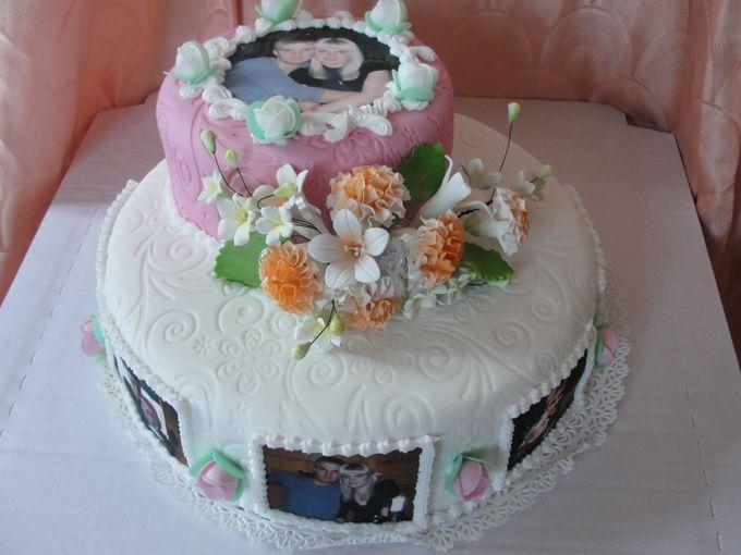 Фото-торты в москве
