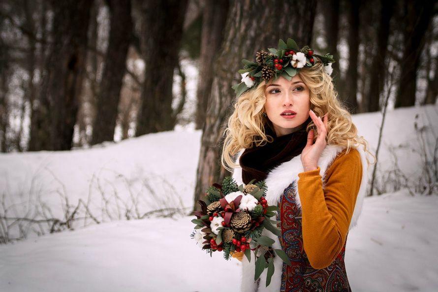 Фото 9472452 в коллекции Зимняя история любви - Фотограф Агарков Артём