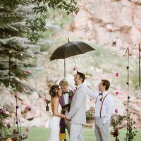 Летний дождь свадьбе не помеха! :) Советы от Wedding_Kolibri