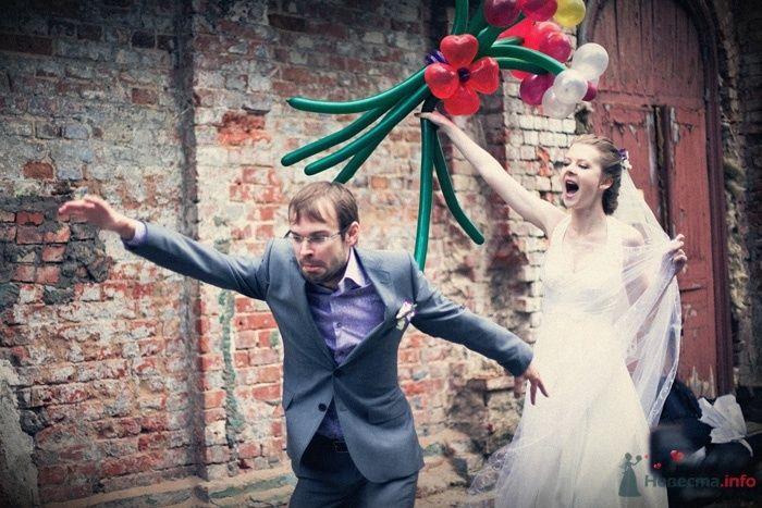 Фото 57882 в коллекции Свадебные фотографии - Фотограф Мария Ширяева (KAIOSHK)