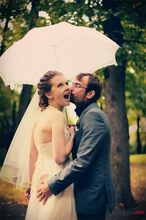 Фото 57887 в коллекции Свадебные фотографии