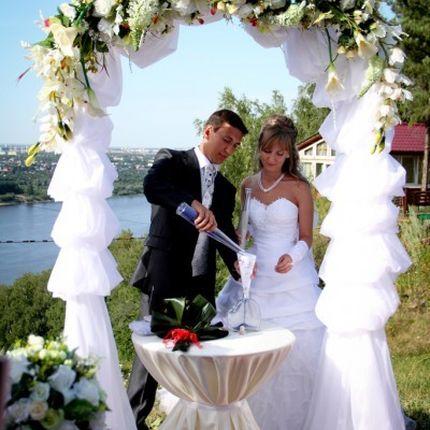 Выездная регистрация бракосочетания