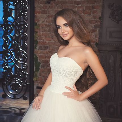 Свадебное платье Марсела