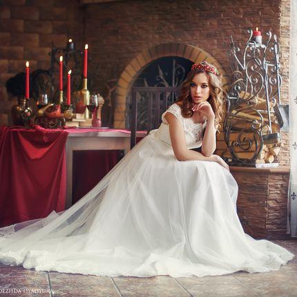 Фотосъёмка всего свадебного дня - пакет Sweet
