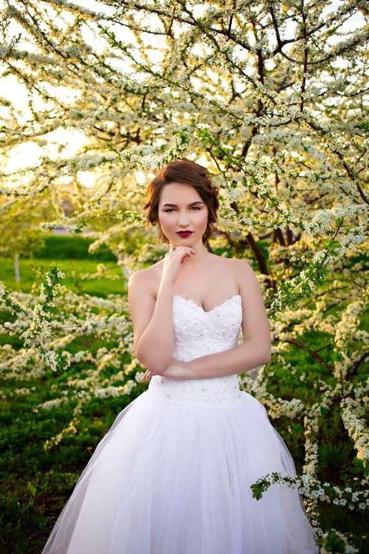 Макияж:  Прическа:  Модель:  - фото 14620008 Фотограф Милованова Анастасия