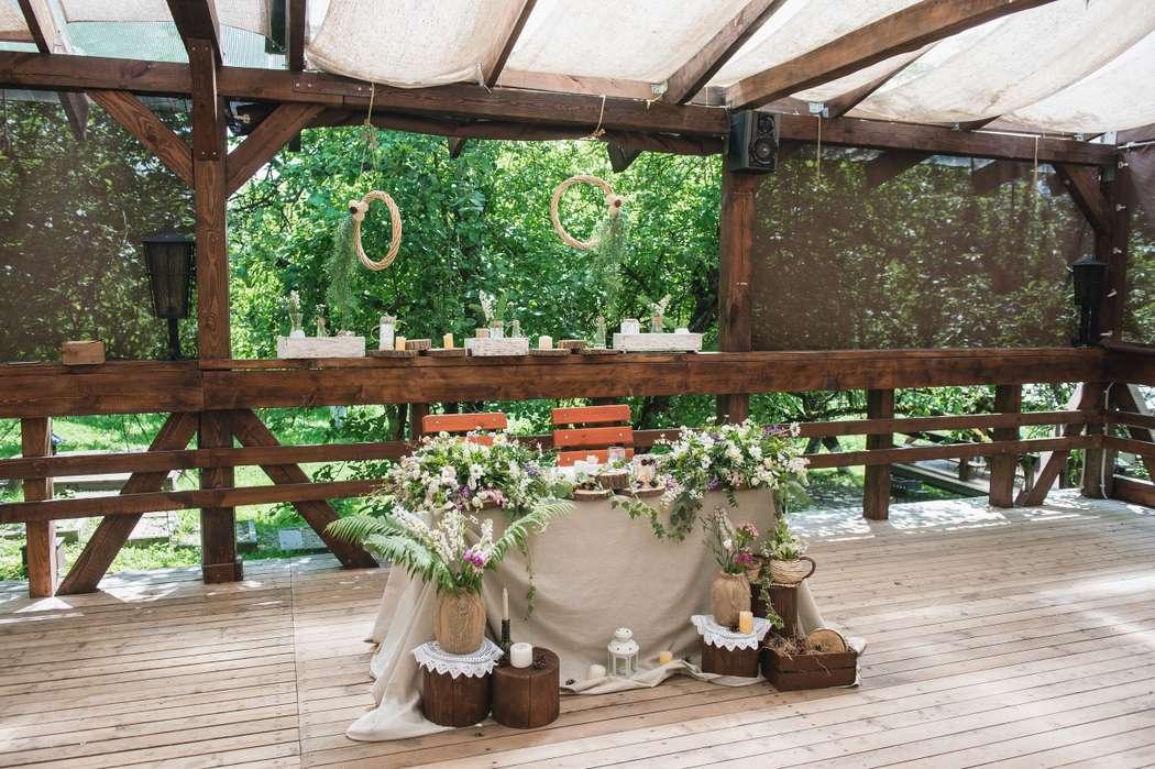 Фото 16928932 в коллекции Рустикальная свадьба - Студия декора Юлии Капраловой