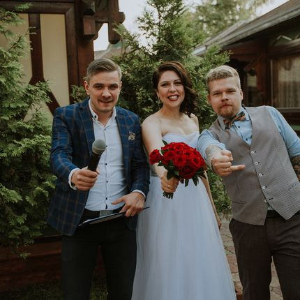 Проведение свадьбы + Диджей + звуковое оборудование, 6 часов