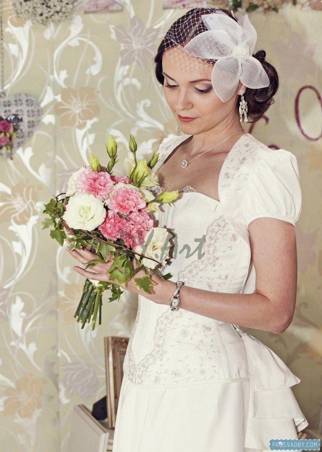 Фото 9604454 в коллекции Букет невесты, свадебный букет, бутоньерка, браслет - DY.Art