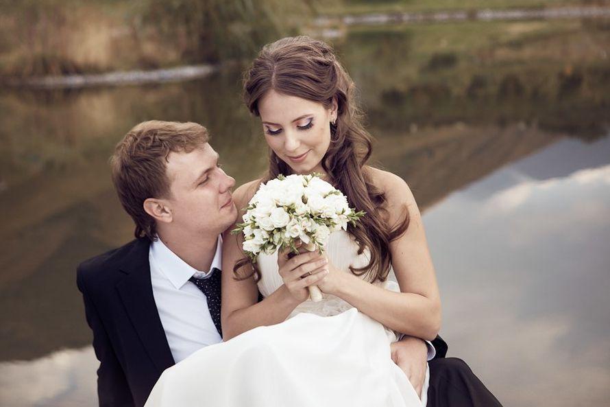 Проект: свадьба Павел и Юлия 15 сентября 2012 Фотограф:  Флорист: Яна Прокудина - фото 9604500 DY.Art