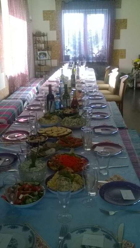 готовили у заказчика в своем доме - фото 9609536 Кейтеринг домашний кухни *У Аленки*