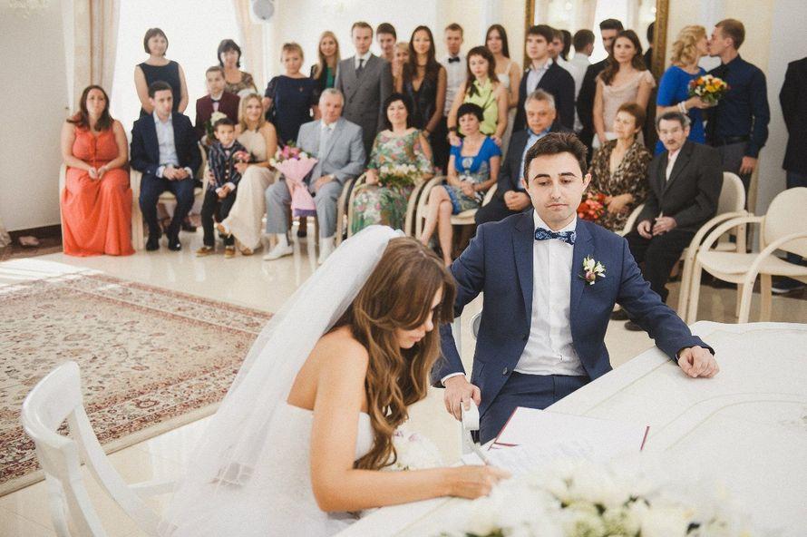 Фото 9612808 в коллекции 12.07.14 - Свадьба Лени и Даши - Фотограф Иван Кузьмичёв
