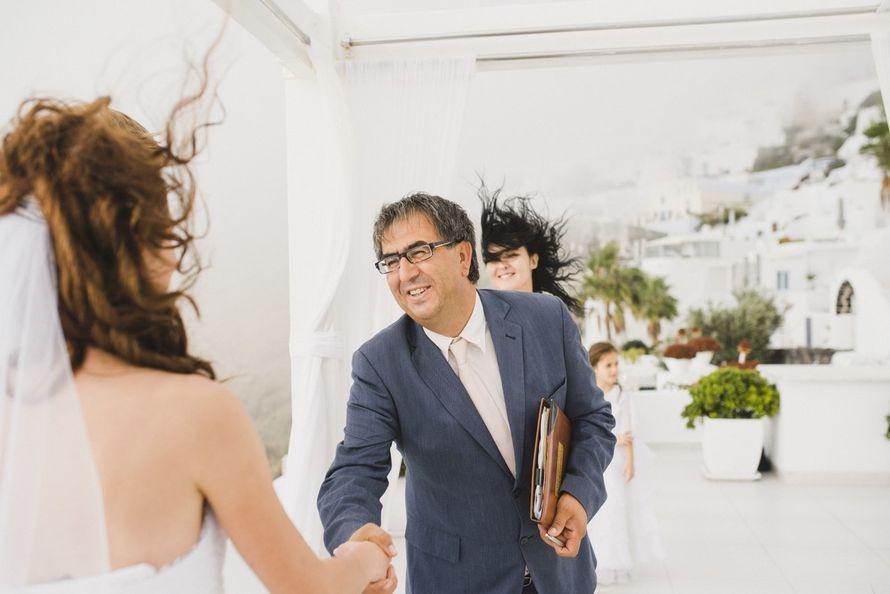 Фото 9612896 в коллекции 16.10.14 - Свадьба Юрия и Марины (о. Санторини) - Фотограф Иван Кузьмичёв