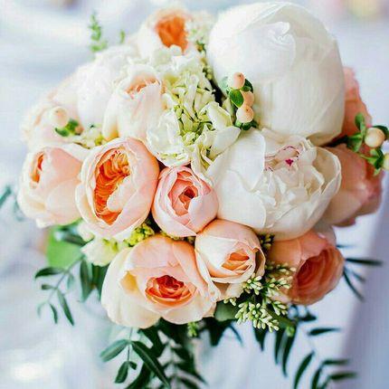 Моно букет невесты