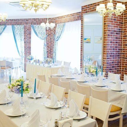 Свадебный ужин на 50 человек