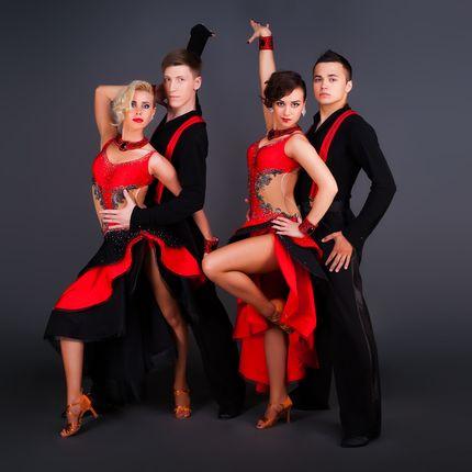 Шоу-балет Step by step
