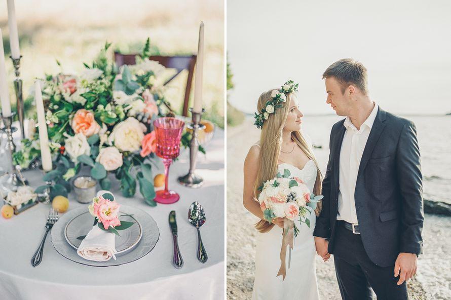 Фото 9690966 в коллекции Свадебный сезон 2015 - Камильфо декор