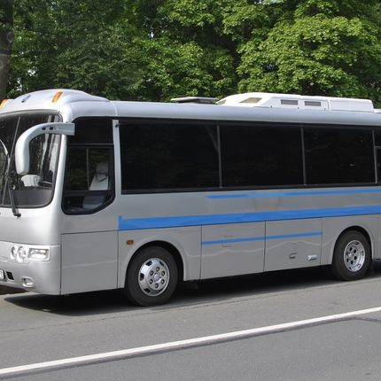 Автобус Хендай