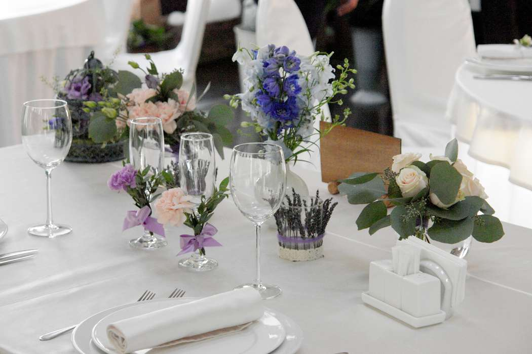 Фото 11109136 в коллекции свадьба в стиле Прованс - Bloommarket - флористика